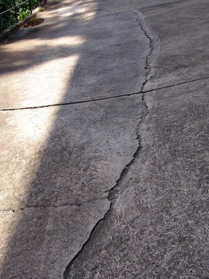 Building Crack Uncovered with Dilapidation Report